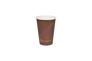 Kubek papierowy 180ml Coffee For You C4U 100 szt Kram